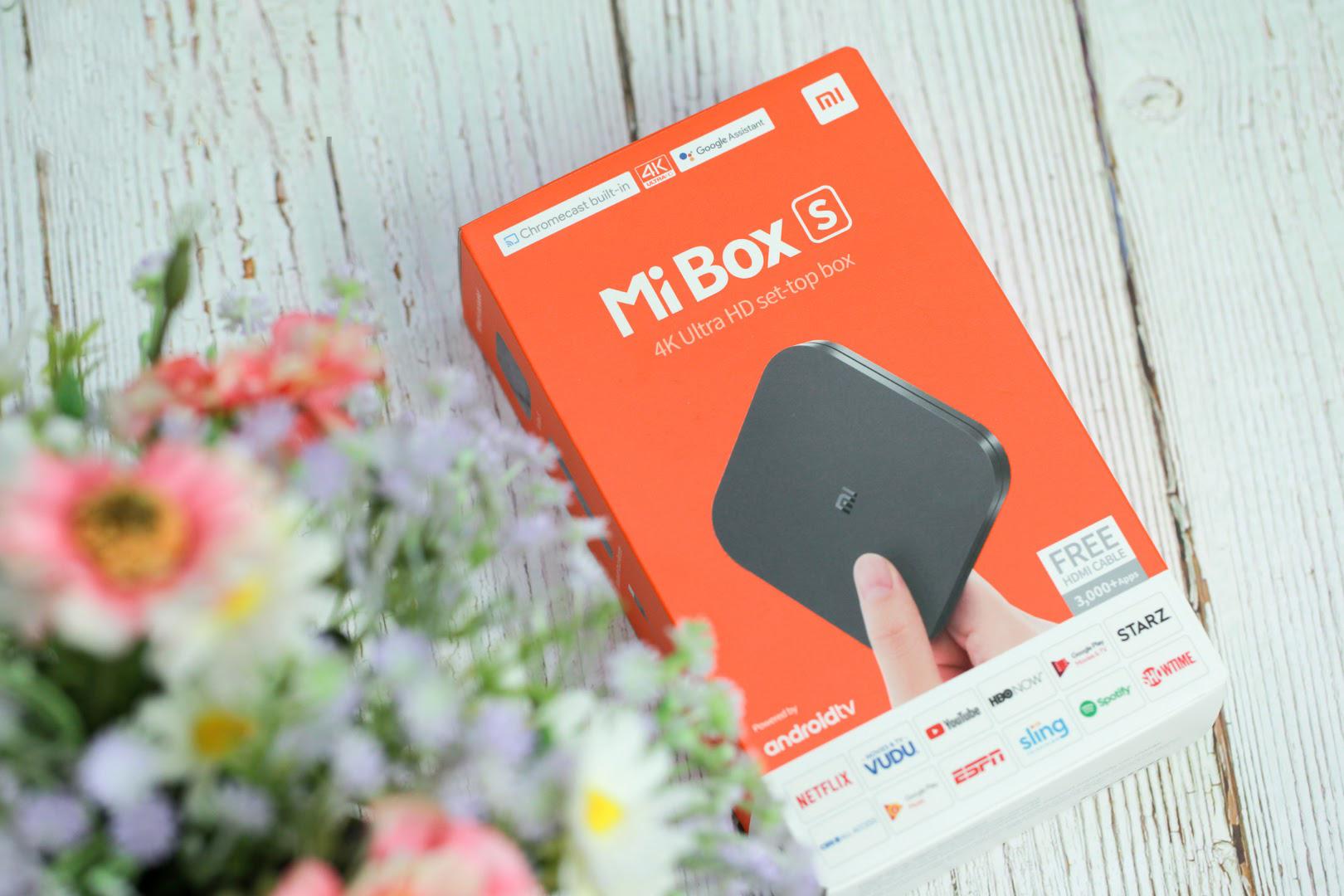 Vankyo Full HD Mibox S 4K- 3