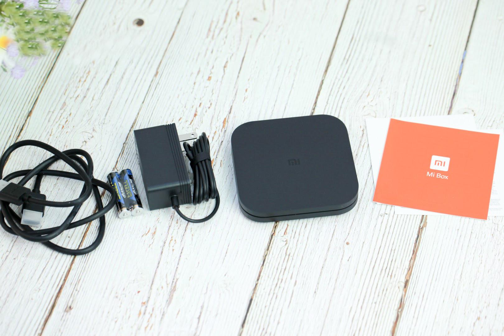 Vankyo Full HD Mibox S 4K - 5